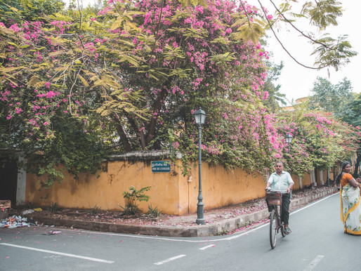 A Long Weekend in Pondicherry