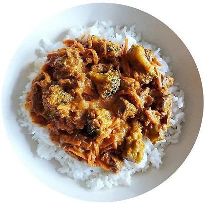 Thai Beef & Rice Bowl
