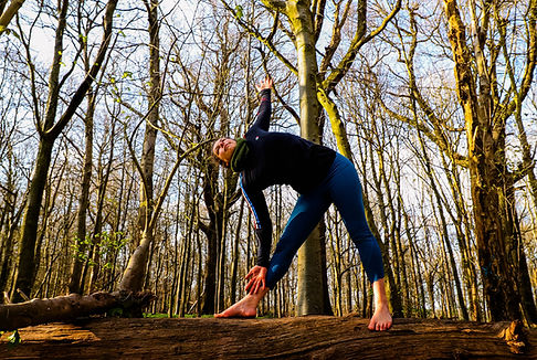 yoga-forest-bathing-brighton-stanmer-par