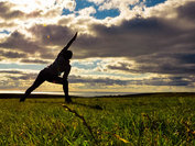 Yoga with a view - Outdoor yoga in Brighton