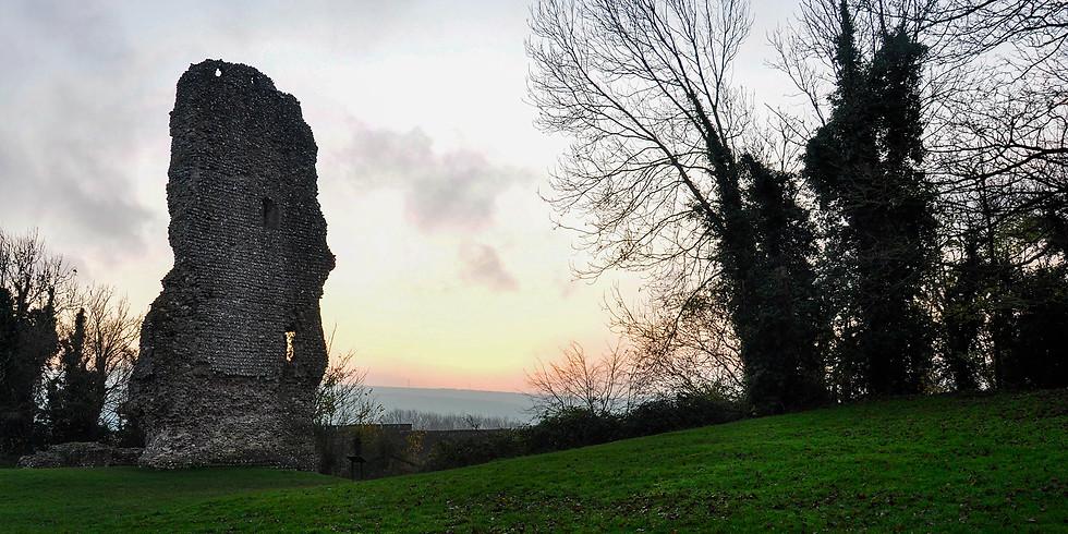 July - Bramber Castle Walk