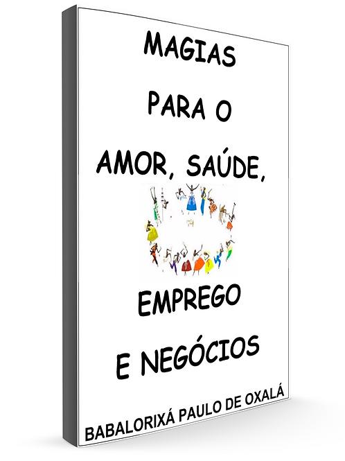 APOSTILA DE ENCANTAMENTOS E MAGIAS