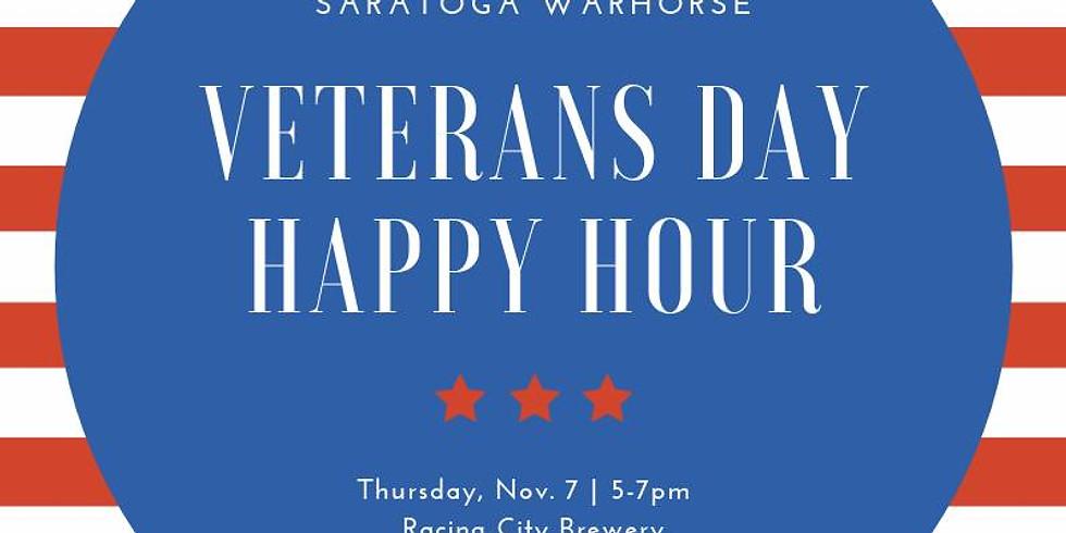 Veterans Day Happy Hour