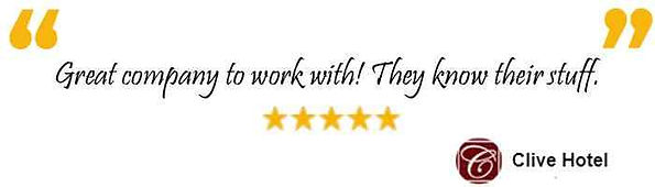 5 star review for slim marketing agency