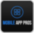 black app icon-white-line- blue app circ