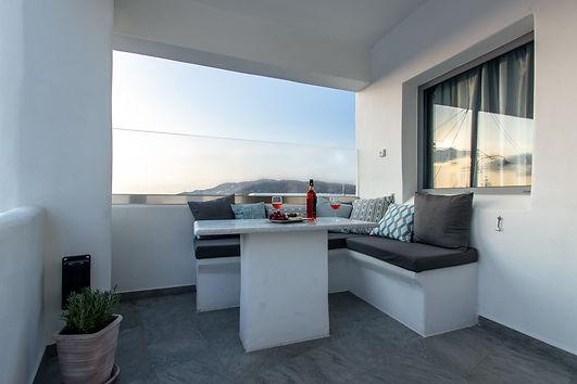 2-Bedroom-Apartment Terrace