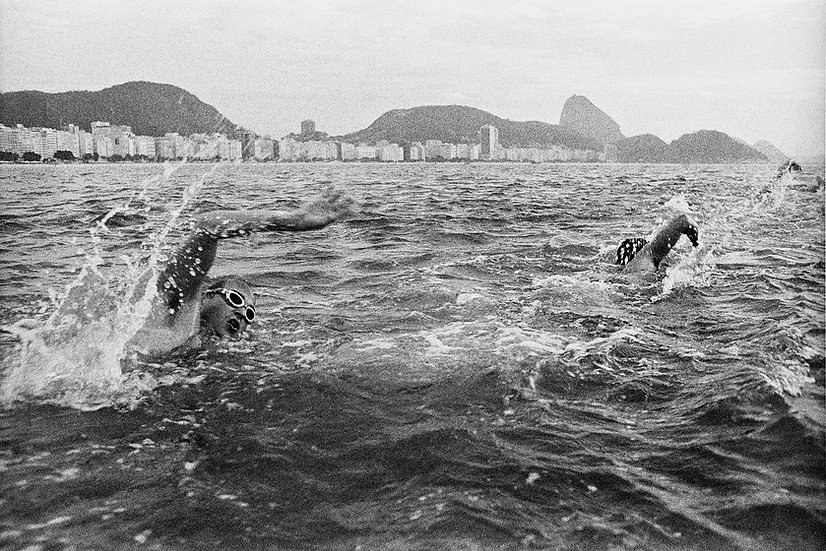 Gladiadores , Copacabana , 2015