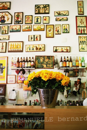 Bar do Mineiro , Santa Teresa, 2008