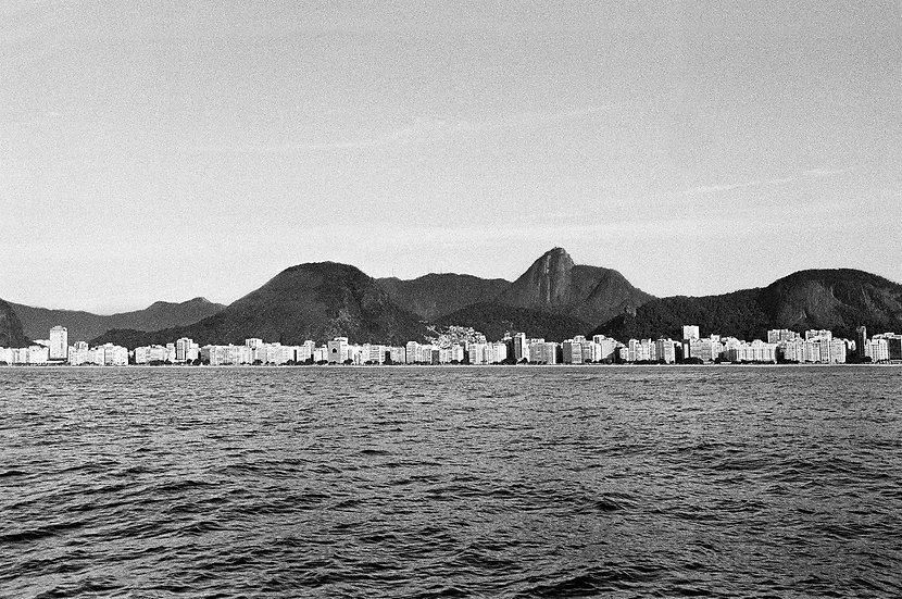 Praia de Botafogo , 2015