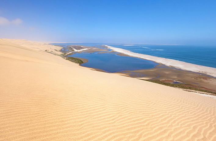 Kitesurf Namibia