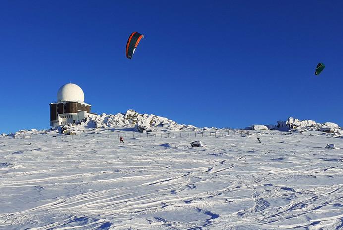 Vitosha Snowkite School