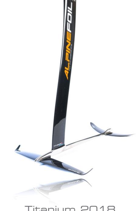 Alpine Foil Kitefoil TITANIUM AIR