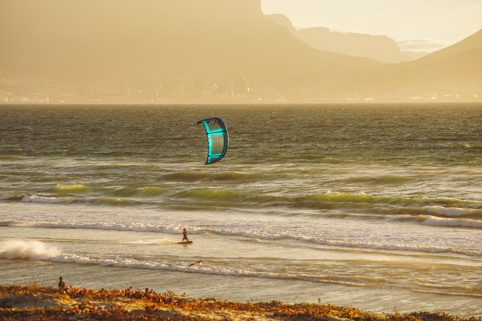 Kitetheearth in Capetown