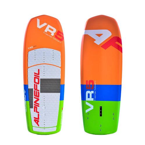 Kitefoil VR5 Freeride Foilboard Convertible 4.5 x 19.6 - 26 Liters