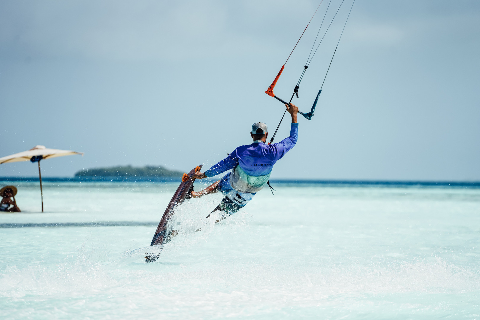 Airstyle in Los Roques