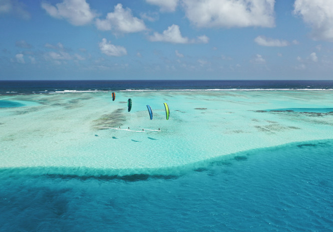 Pro camps and clinics in Los Roques