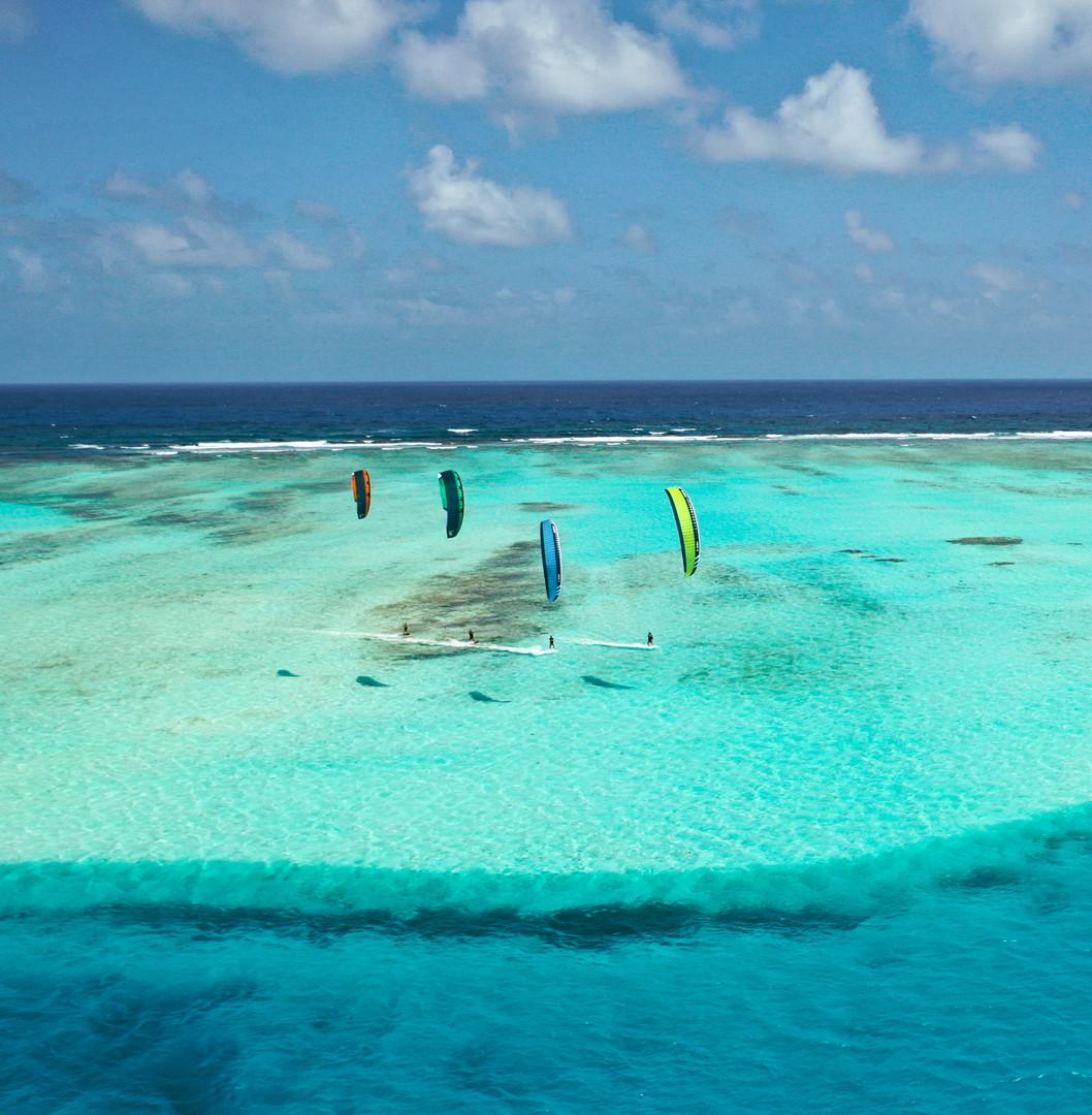 los roques kitesurf trips