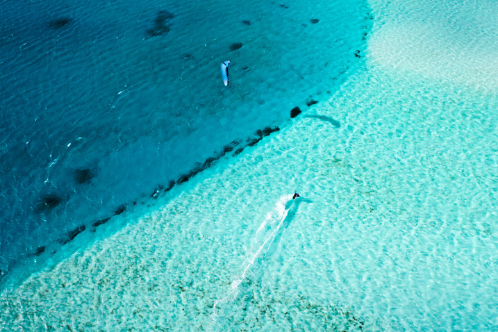 Los Roques kitesurf dream paradise