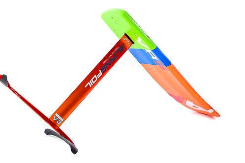 Combo Pack kitefoil AlpineFoil Access V3 + VR5 Freeride foilboard 2020