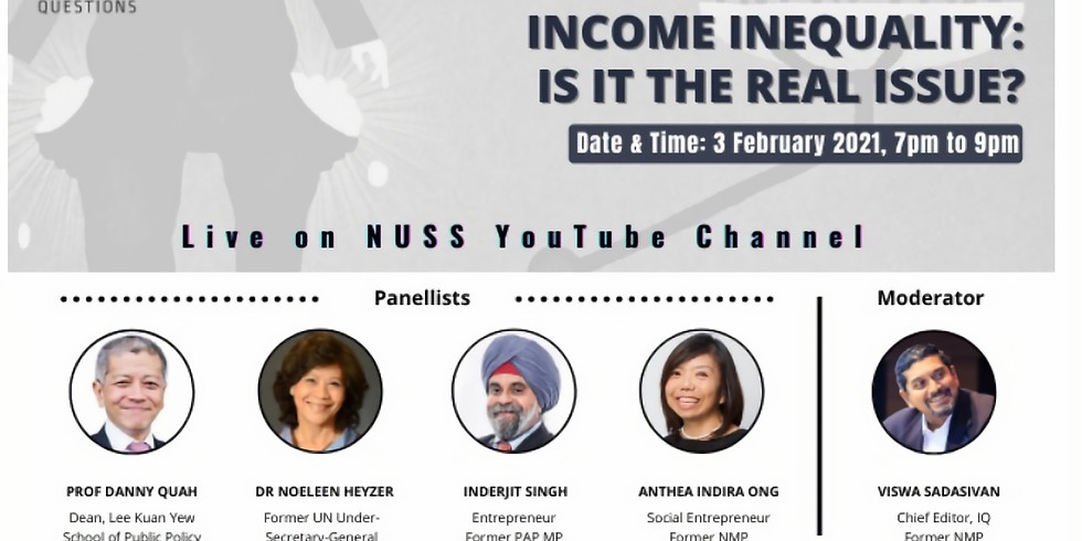 IQ Special - Income Inequality: Is it the Real Issue?