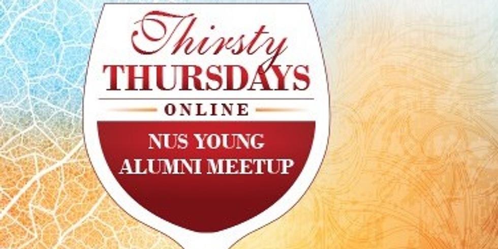 Thirsty Thursdays (OAR)