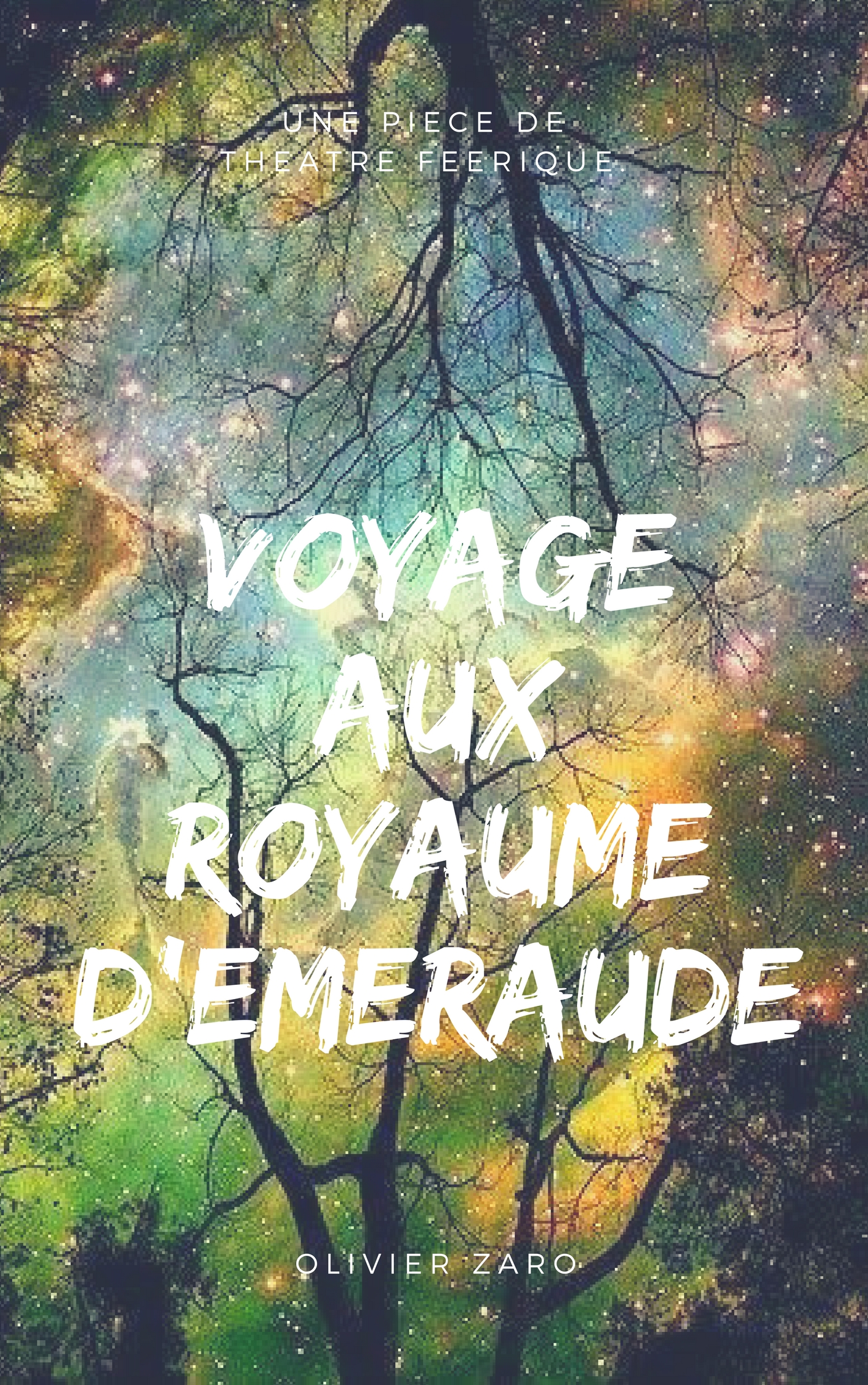 VOYAGE AUX ROYAUME D'EMERAUDE