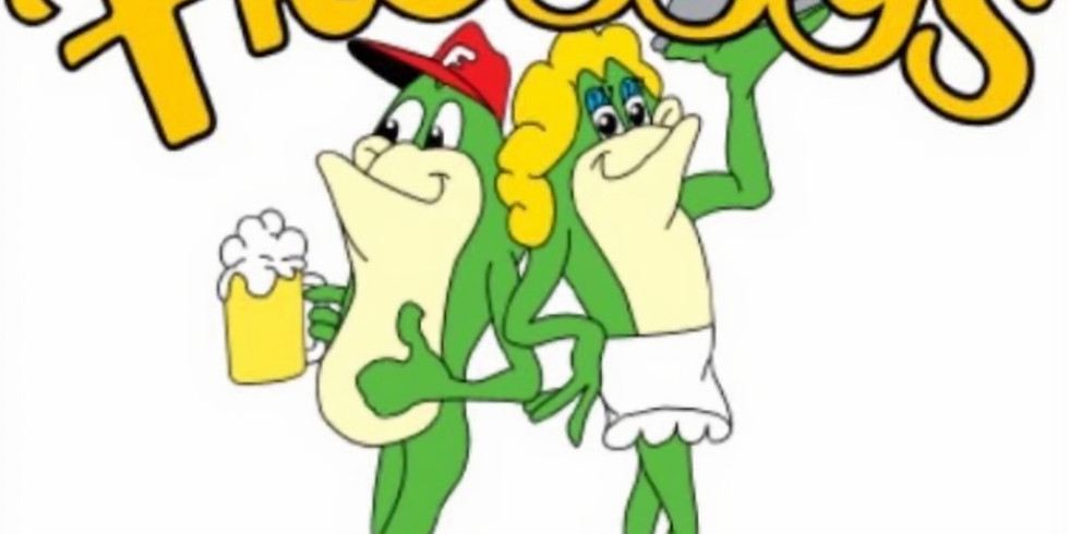 Jarod Heim LIVE at Froggy's