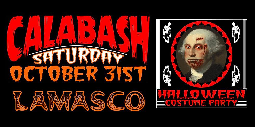 Halloween Show LIVE at Lamasco!