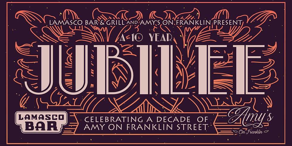 Jubilee! - Amy's Block Party Celebration