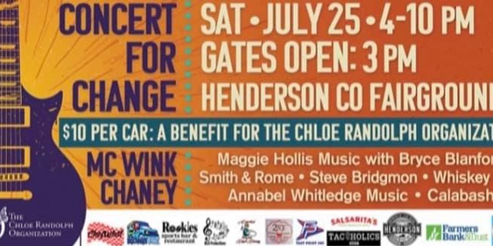 Concert for Change