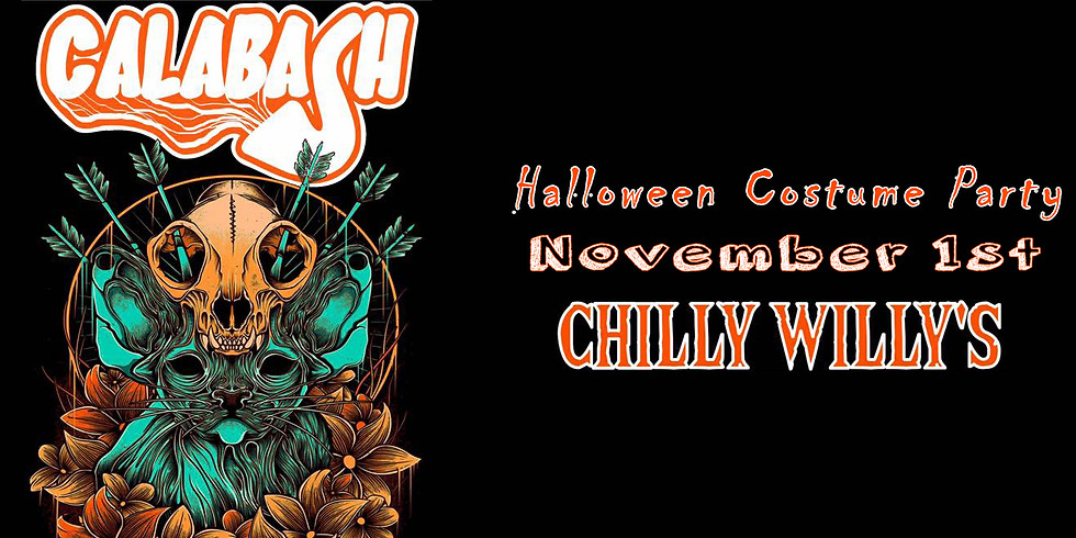 Chilly Willy's Halloween Costume Party