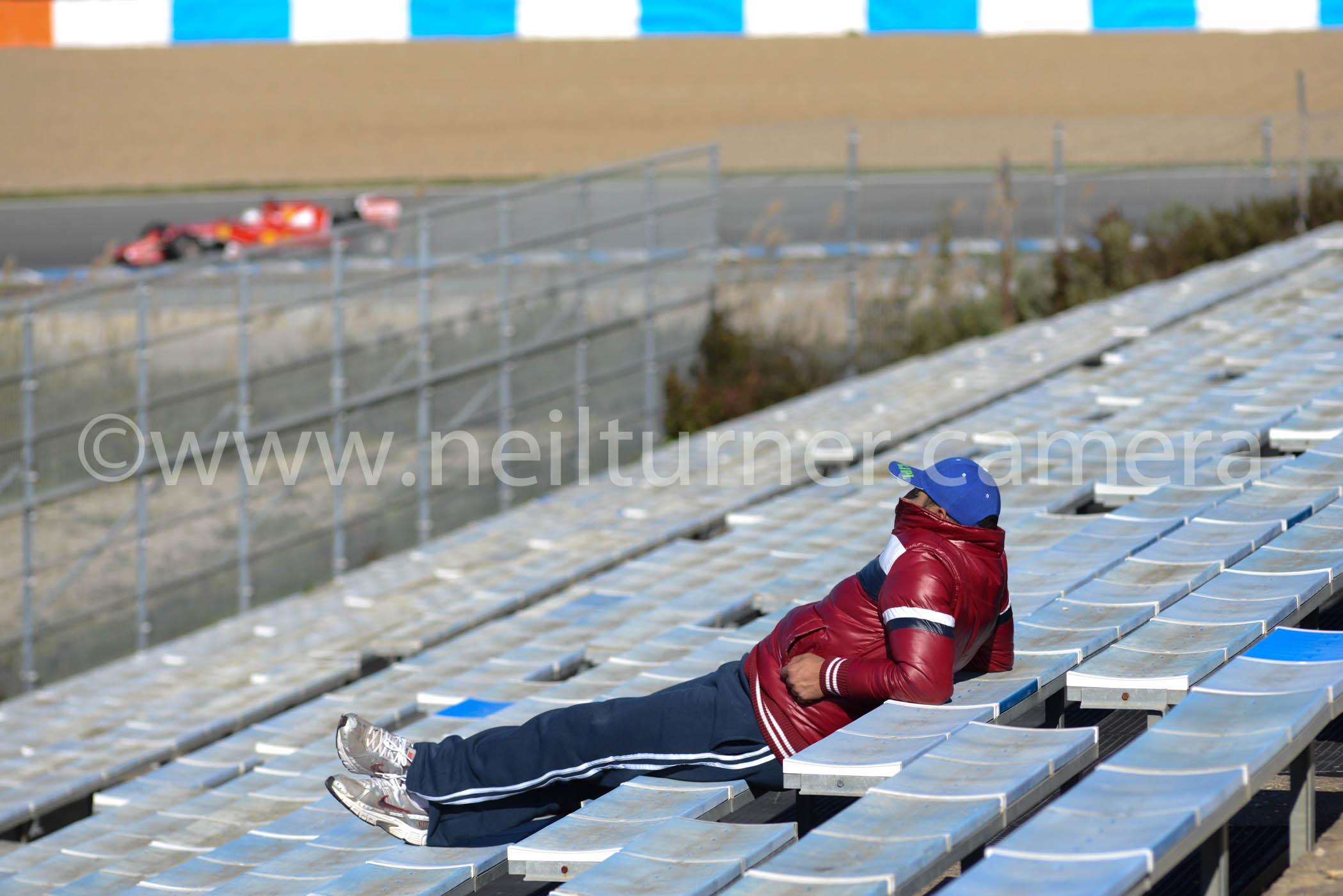 Jerez F1 testing. 2015