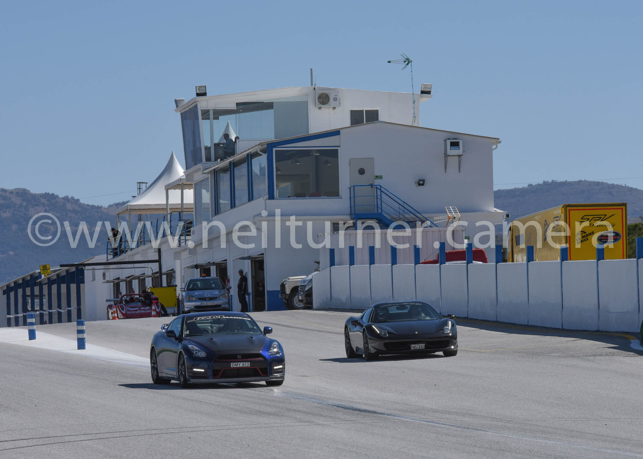 Guadix Circuit. Andalucía. 2017