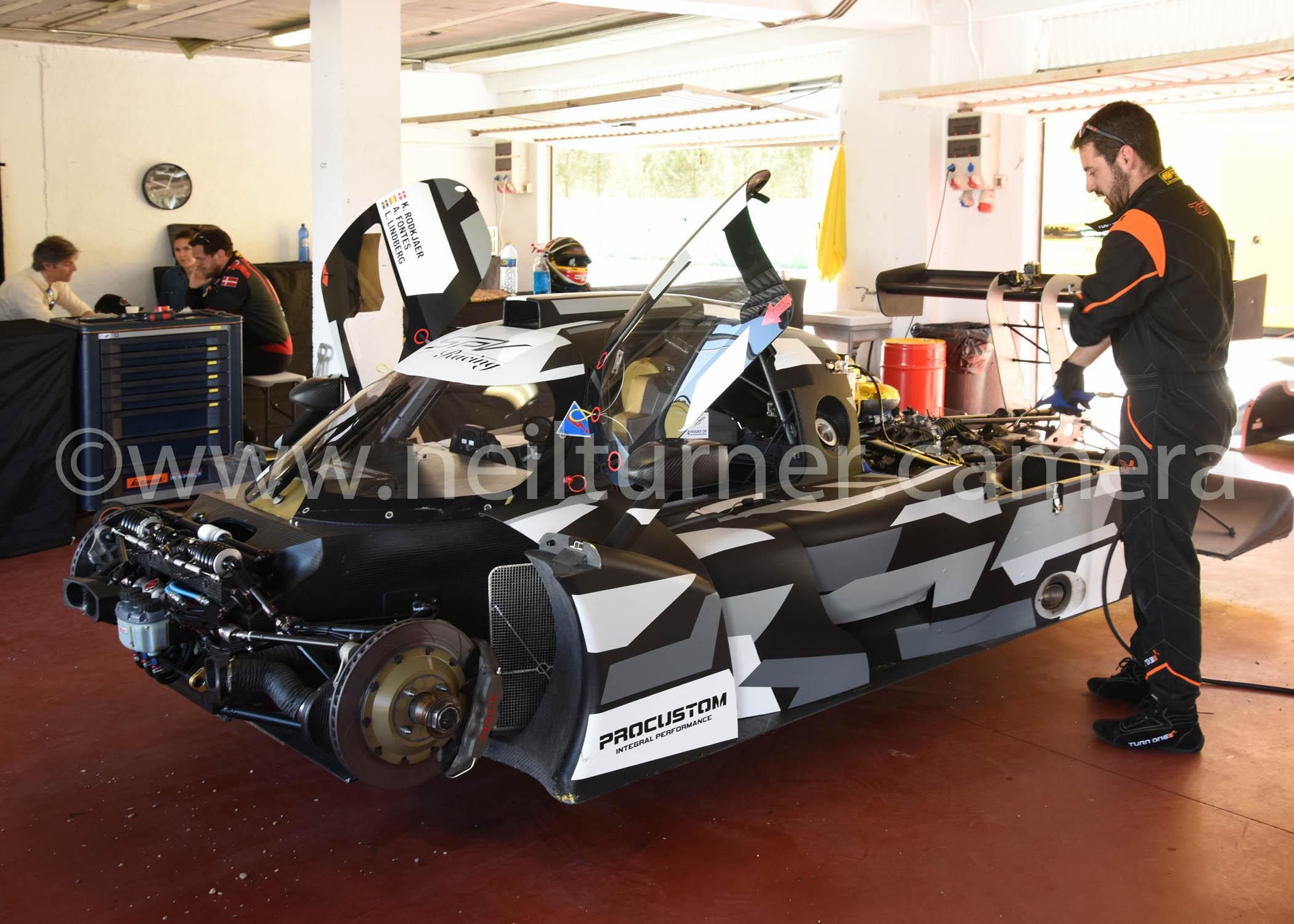 SPV Imp3. Guadix Circuit. 2017