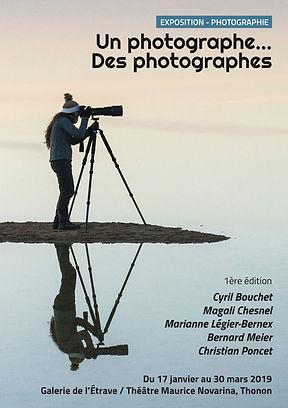 Info expo UN PHOTOGRAPHE DES PHOTOGRAPHE