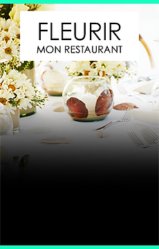 Restaurant fleuri - Vente et location de fleurs et plantes artificielles - deco sens