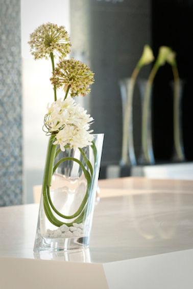 Belles fleurs artificielles haut de gamme deco sens - Vente et location