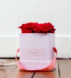 Box de Roses éternelles – Atelier 19