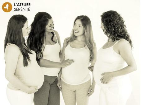 Sophrologie: quel bonheur, je suis enceinte! Mais j'ai des nausées!