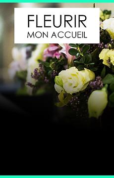 Accueil fleuri - Vente et location de fleurs et plantes artificielles - deco sens