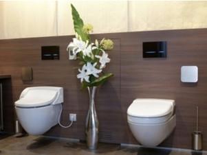 Nouveau Lounge Geberit Aqua Clean