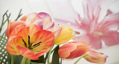 Collections de belles plantes et fleurs artificielles en location  - deco sens