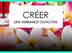 Ambiance olfactve - Vente et location de fleurs et plantes artificielles - deco sens
