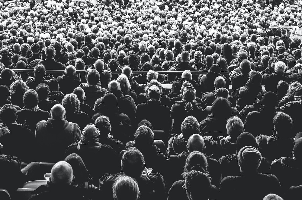 A large audience (or sample size) is best for A/B tests