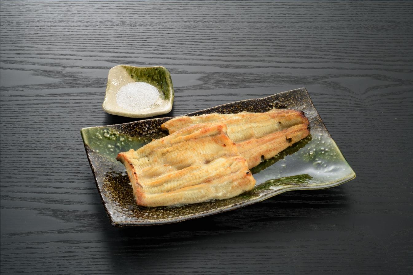 蒲焼(白焼き)