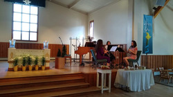 Easter Morning Service