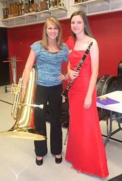 Weber Concerto Performance