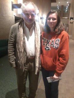 with Walter Seyfarth