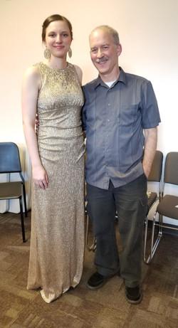 with Daniel Silver