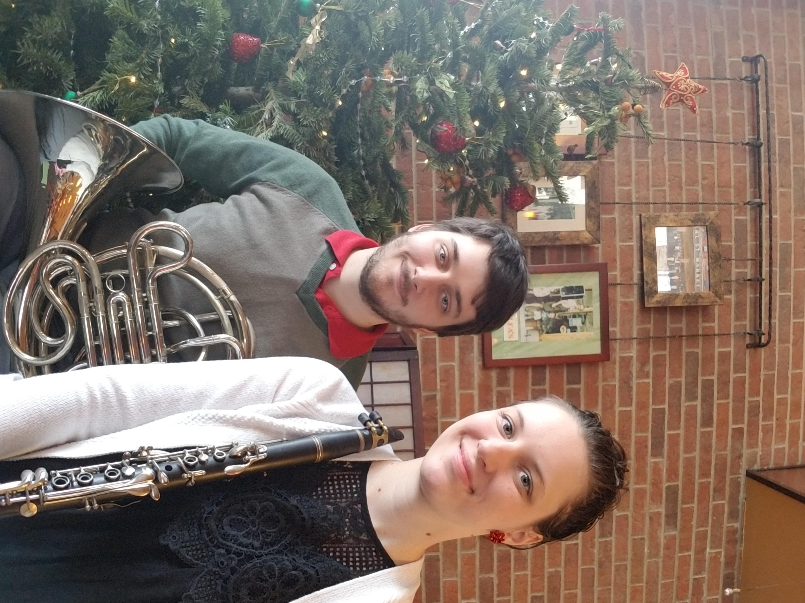 Christmas Duets at Alfalfa's